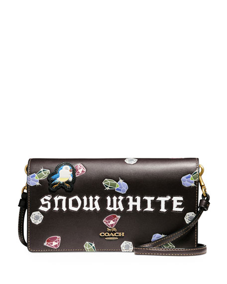 Coach 1941 DISNEY X COACH Snow White Fold-Over