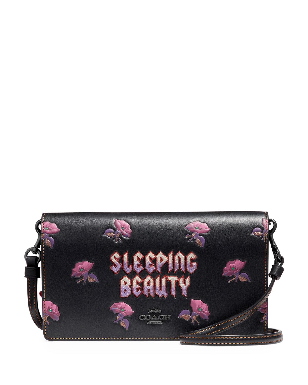 Clutch X Clutch Bag Beauty Fold Crossbody 1941disney Sleeping Over 45xq7w5