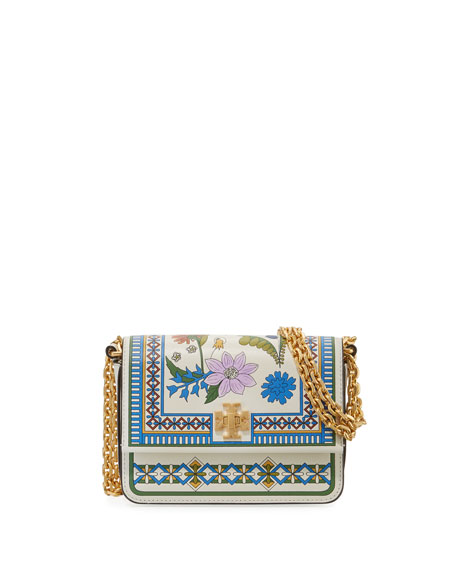 Kira Floral Mini Shoulder Bag