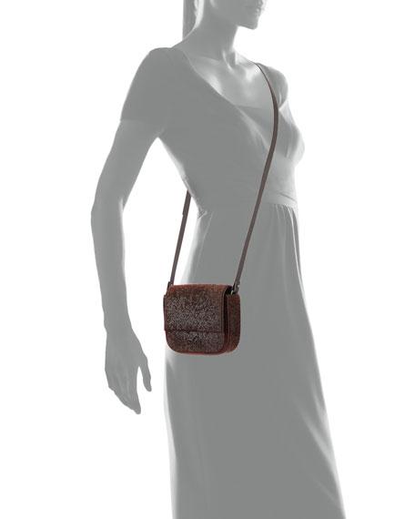 Mini City Swarovski Crystal Crossbody Bag