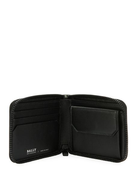 Men's Benner Zip-Around Wallet