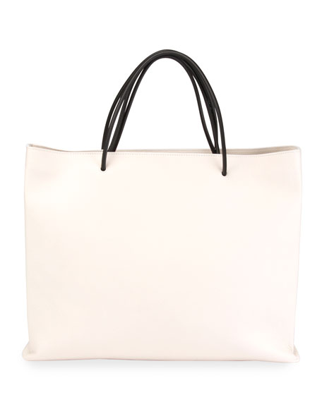 East-West Shopper Tote Bag