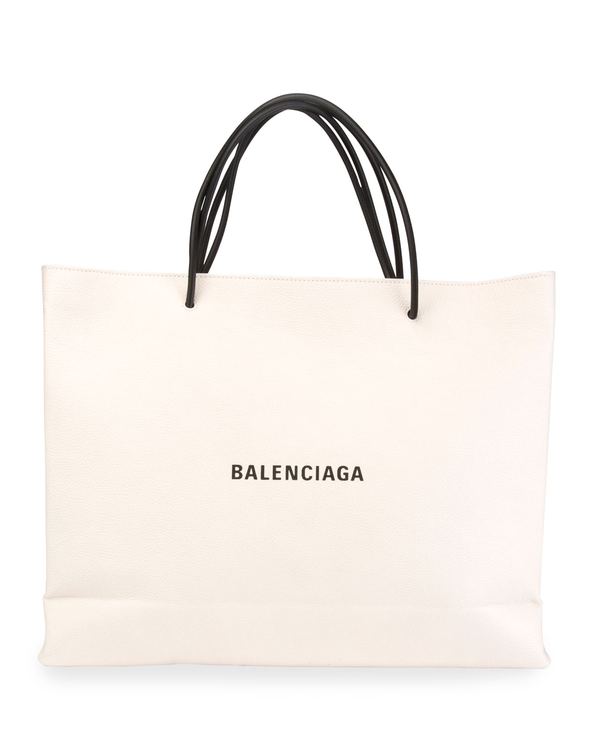 a44fce3c2c2c Balenciaga East-West Shopper Tote Bag