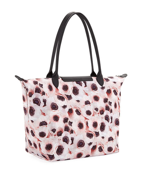 Le Pliage Anemone Large Shoulder Tote Bag