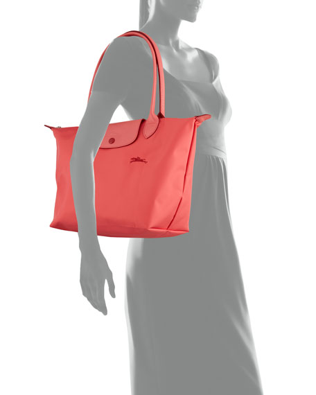 Le Pliage Club Medium Shoulder Tote Bag