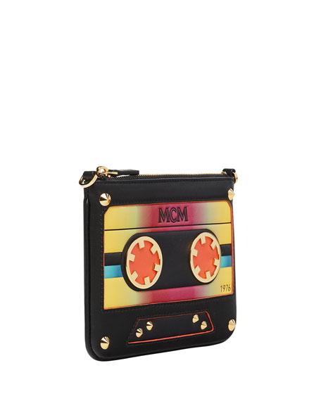 Mini Cassette Tape Pouch Bag