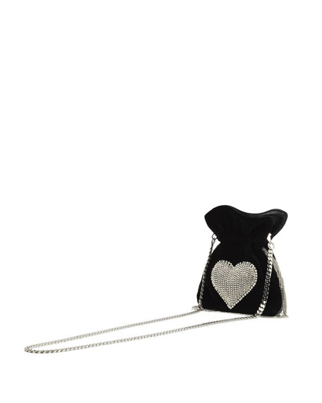 Disco Heart Nano Trilly Bag