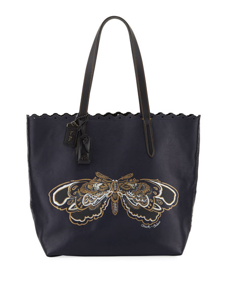 Coach 1941 Exclusive Butterfly Tote Bag