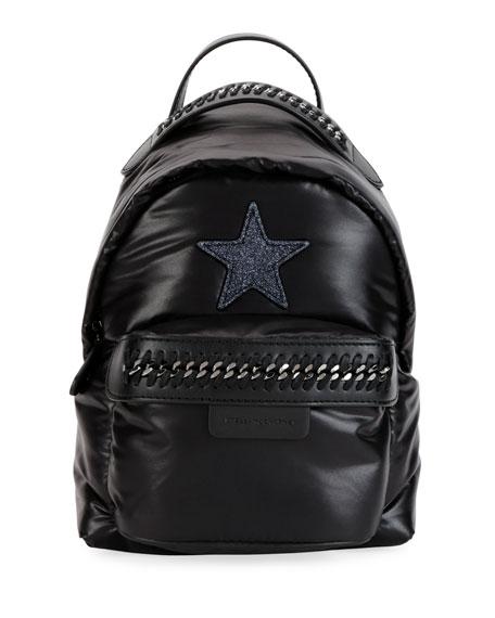 Falabella Mini Go Star Nylon Backpack