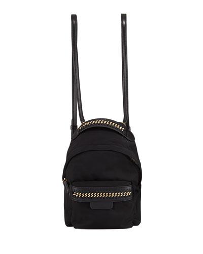 Falabella Mini Eco Nylon Backpack