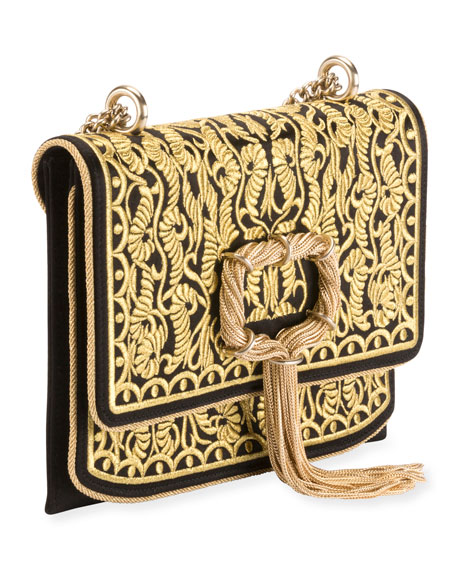 Club Chain Morocco Evening Bag
