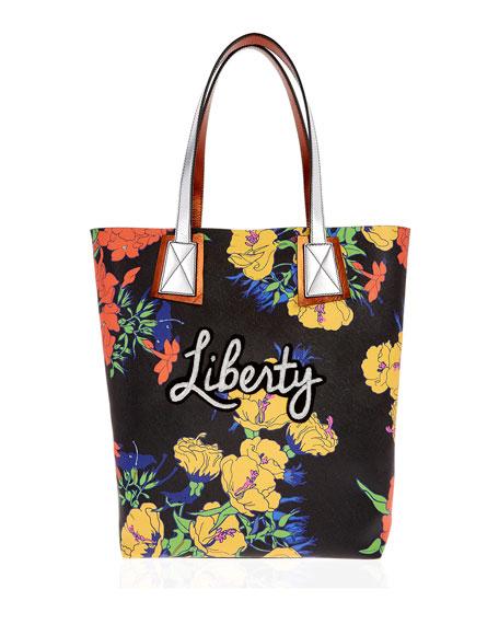 RQ Phlox Merton Floral Tote Bag