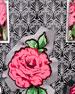 RQ LT Marlborough Rose Tote Bag