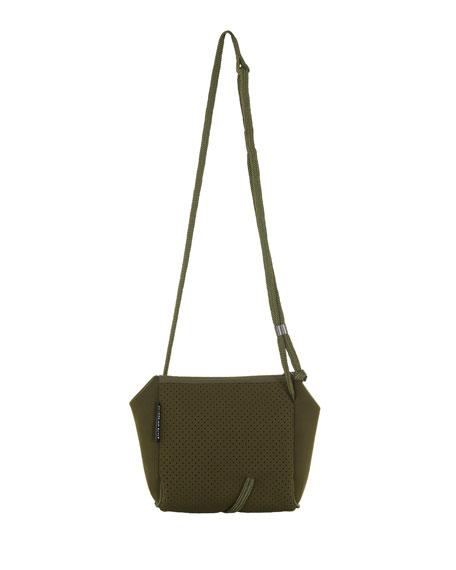 Festival Mini Crossbody Bag, Khaki