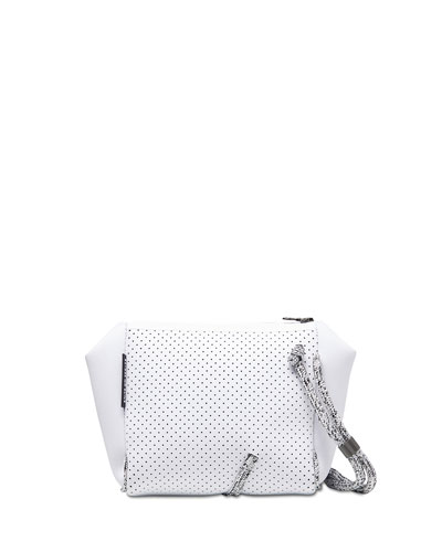 Festival Mini Crossbody Bag, White