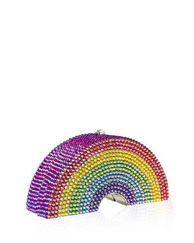 Rainbow-Shaped Crystal Pillbox