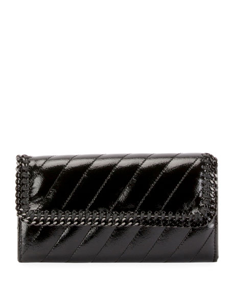 Stella McCartney Falabella Quilted Alter Napa Continental