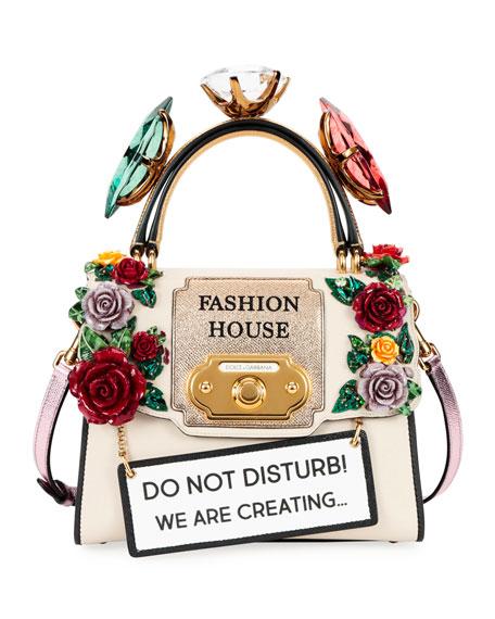 "Welcome ""Do Not Disturb!"" Shoulder Bag"