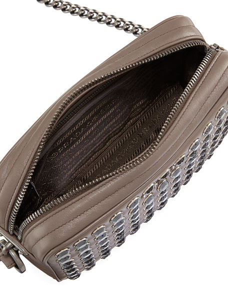 Diagramme Studded Camera Bag