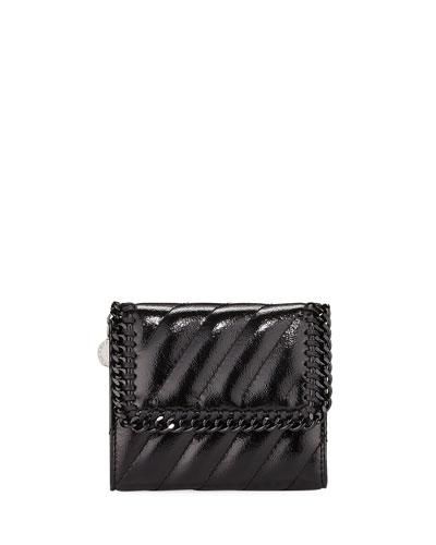 Small Falabella Flap Wallet