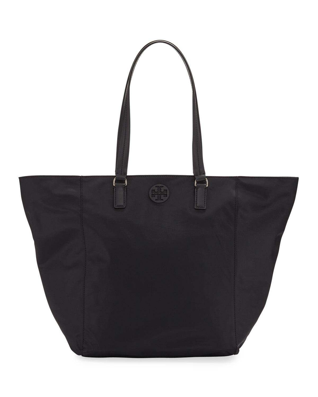bc3f7210110 Tory Burch Tilda Nylon Shoulder Tote Bag