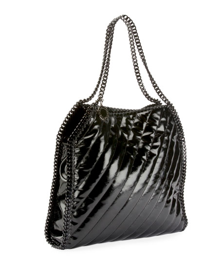 Falabella Small Quilted Alter Napa Tote Bag
