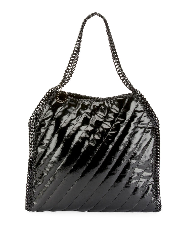 9c9897618513 Stella McCartney Falabella Small Quilted Alter Napa Tote Bag ...