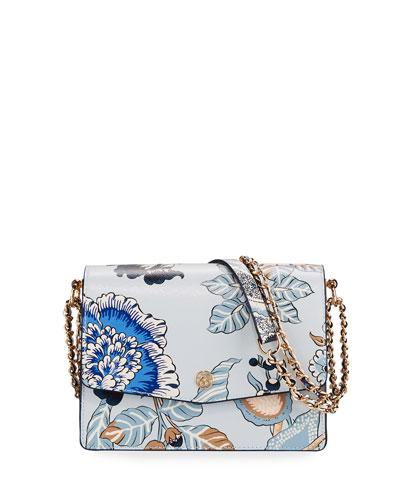 Robinson Floral Convertible Shoulder Bag