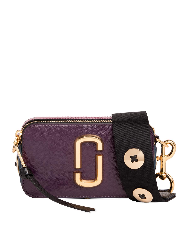 3c5bf1d4ec6dd Marc Jacobs Snapshot Buttons Crossbody Camera Bag