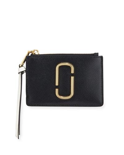Marc jacobs handbags at neiman marcus marc jacobs colorblock top zip card case wallet colourmoves