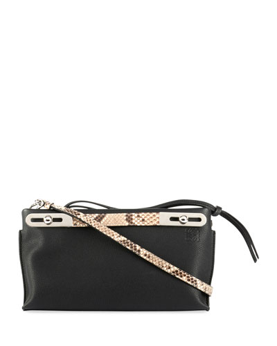 Missy Small Soft Grained Shoulder Bag