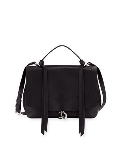 Stella Leather Satchel Bag