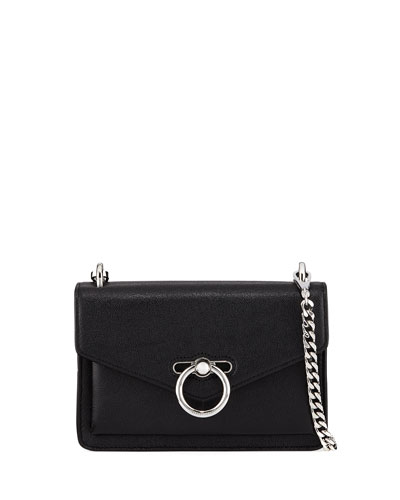 Jean Leather Crossbody Bag