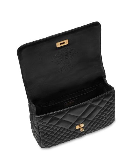 Image 2 of 3  Icon Medium Quilted Napa Shoulder Bag 6cceabb52de6b