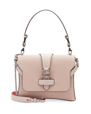 9c907c7a3716 Christian Louboutin Ruby Lou Medium Calf Empire Shoulder Bag