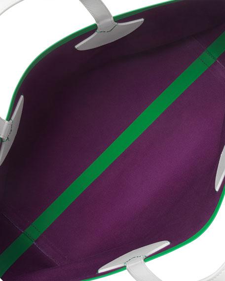 Medium Giant Vintage Check Tote Bag