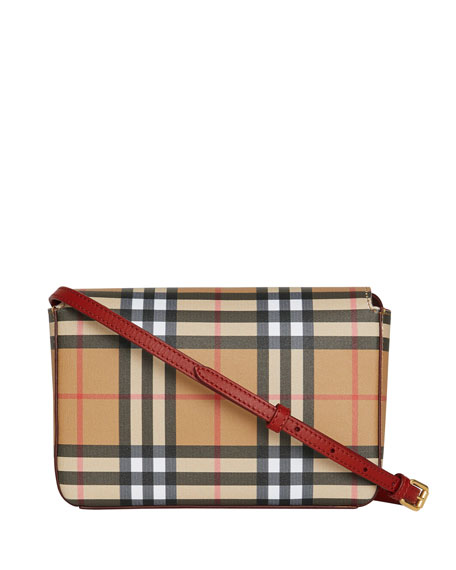 e3486d13f9 Image 3 of 5  Hampshire Vintage Check Shoulder Bag