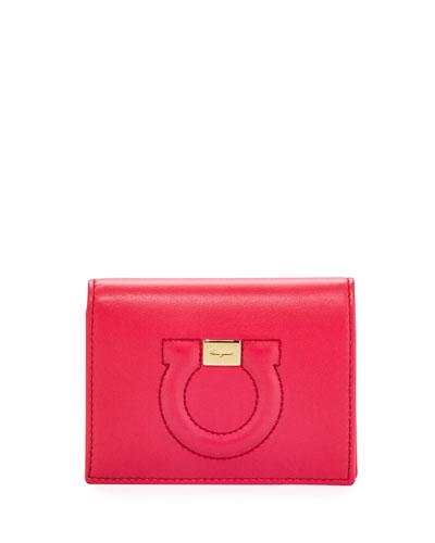 Gancio City Leather Wallet