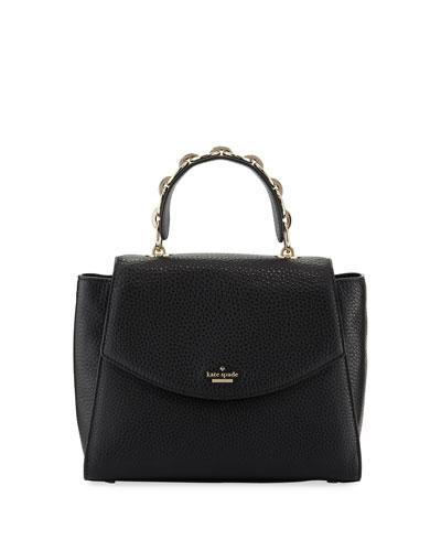 murray street kim top handle bag