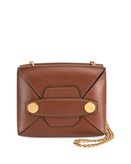 Alter Faux-Leather Shoulder Bag