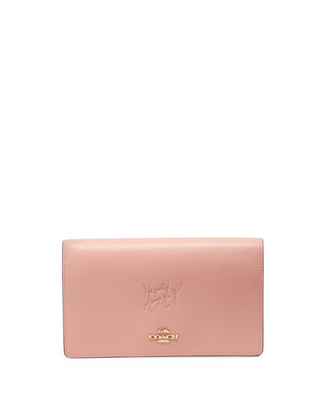 Coach x Selena Gomez Quote Crossbody Bag