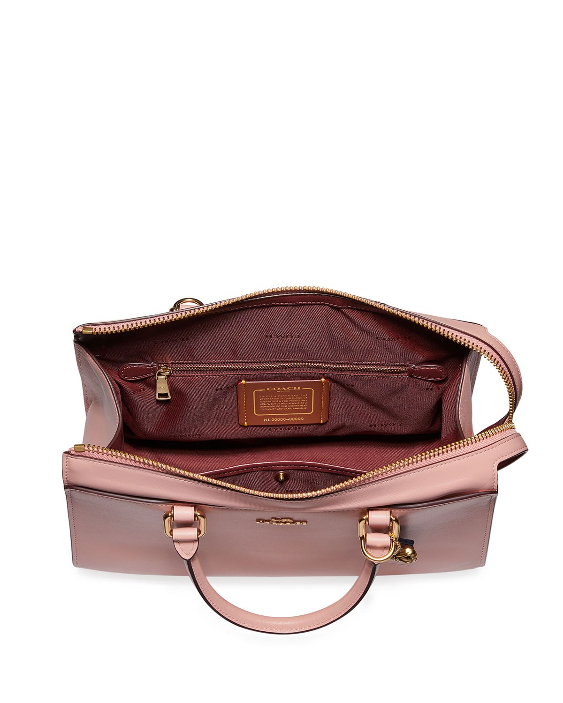 3346dc52 x Selena Gomez Bond Leather Bag