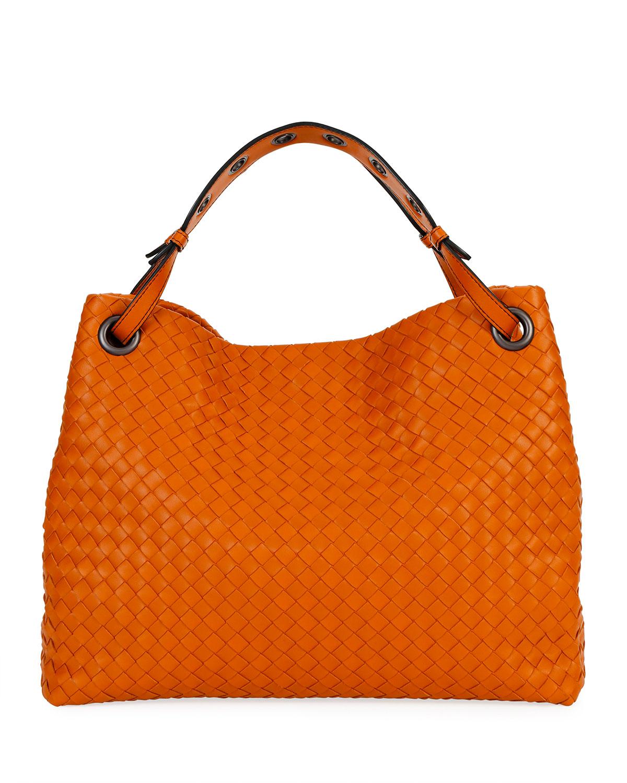0a81d07f43 Bottega Veneta Garda Large Shoulder Bag