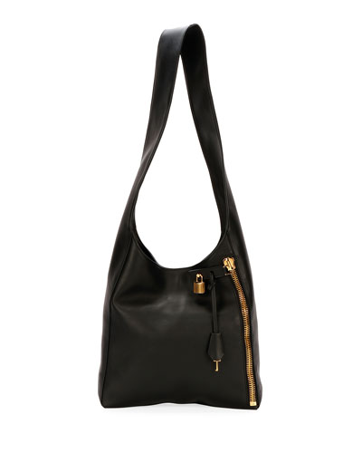 Tom Ford Alix Smooth Hobo Bag