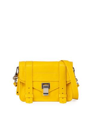 12e438dce4a4 Proenza Schouler PS1 Mini Leather Crossbody Bag
