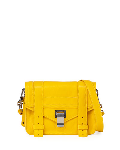 PS1 Mini Leather Crossbody Bag