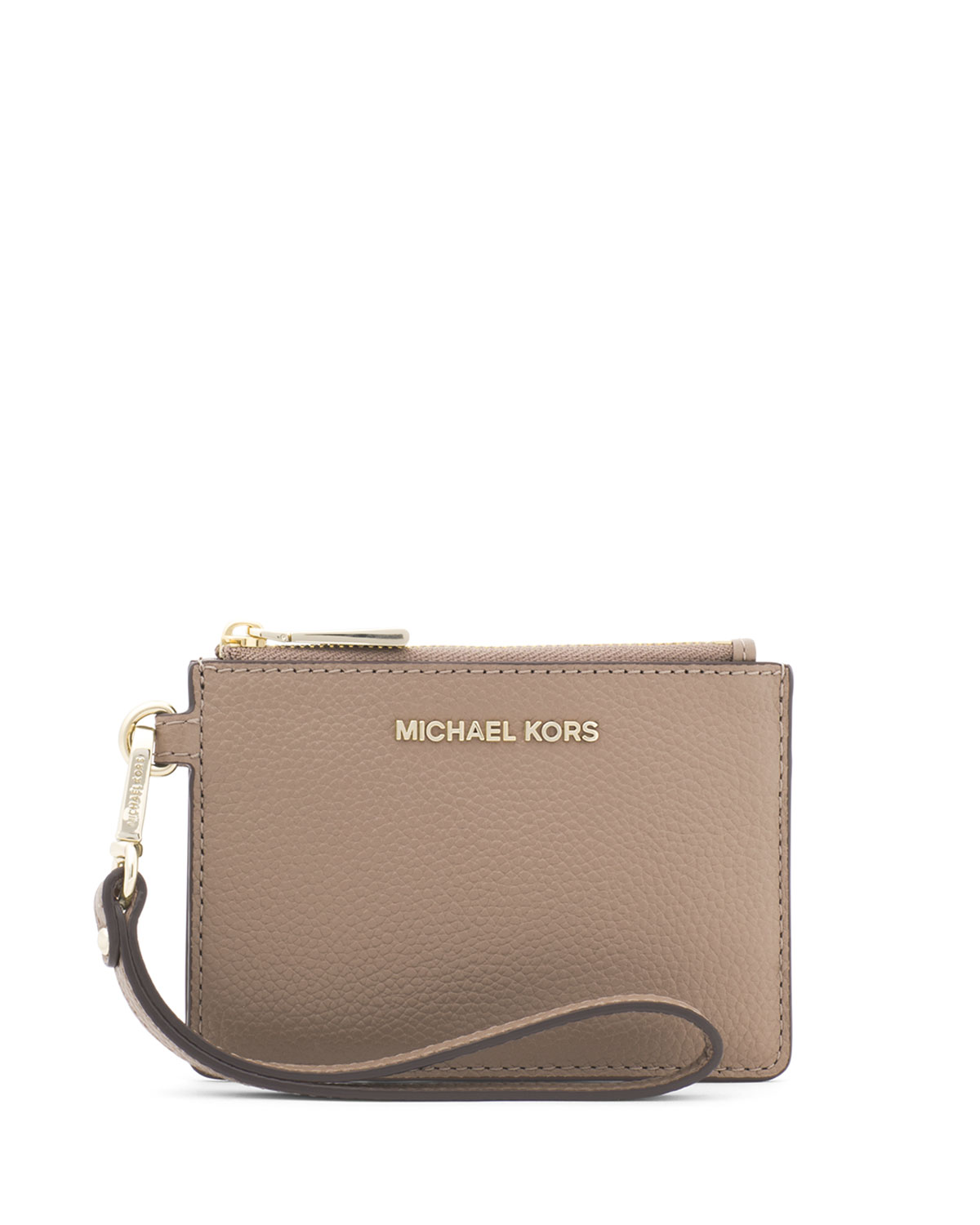5255e9ffa02033 MICHAEL Michael Kors Money Pieces Small Leather Coin Purse | Neiman ...