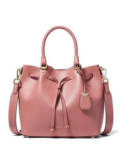 356f8ed3f1f49 MICHAEL Michael Kors Blakely Medium Crossbody Bucket Bag