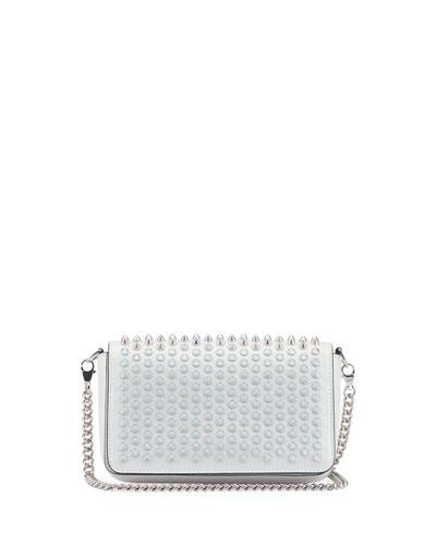Zoom Paris Abspike Clutch Bag