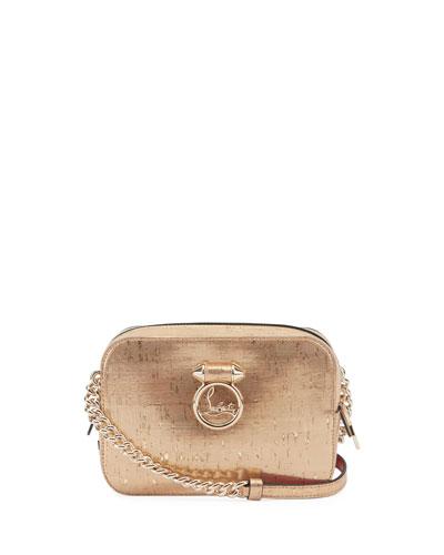 Rubylou Mini Liege Pepite Cork Crossbody Bag